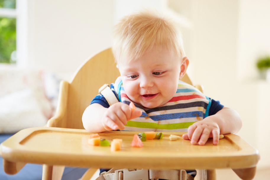 Alergia pokarmowa jako przyczyna zaparć u dzieci w pierwszych trzech latach życia na podstawie obserwacji własnych