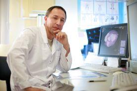 Wirtualny guz nowotworowy w 3D