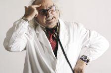 Przychodzi lekarz do lekarza i ma problem