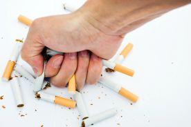 Odsetek palaczy najniższy w historii badań