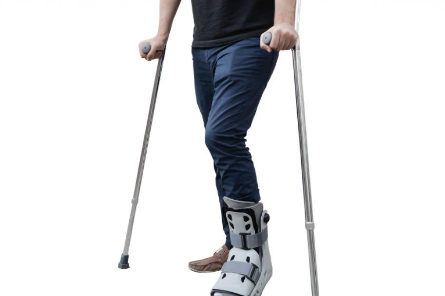 Leczenie stopy opadającej w praktyce ortopedycznej