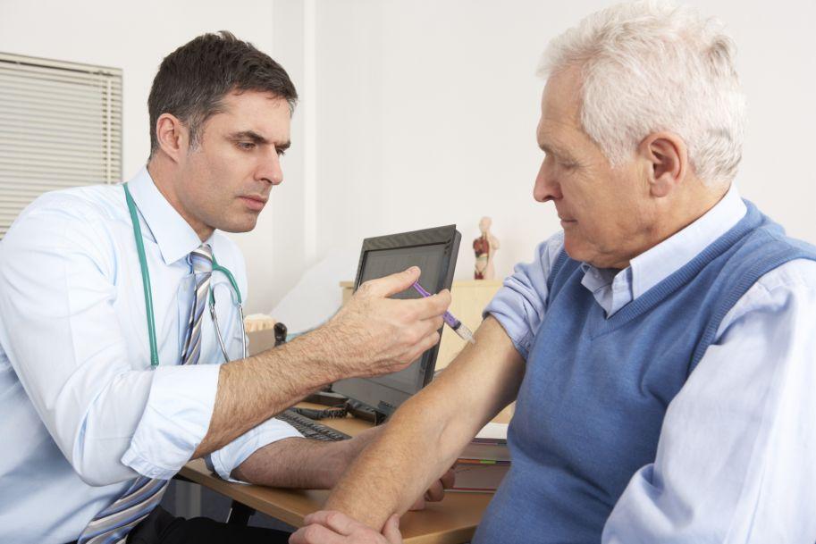 Śródskórna szczepionka przeciwko grypie