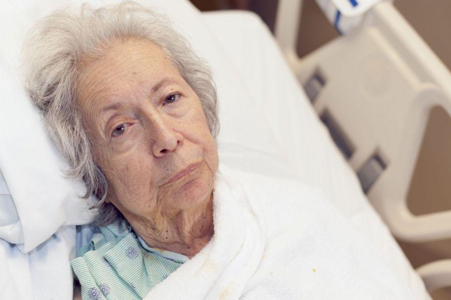Majaczenie jako stan zagrożenia życia u starszych pacjentów