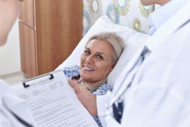 Pacjent nie zgadza się na wypis