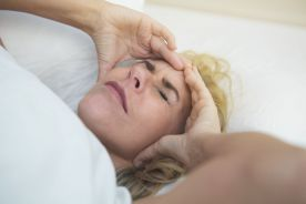 Niedobory snu zwiększają wrażliwość na ból