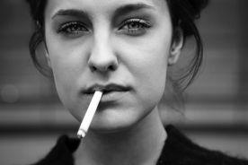Palacze częściej cierpią na depresję