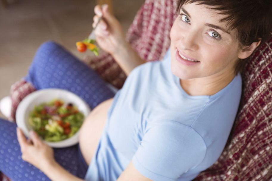 Zmiana upodobań pokarmowych u kobiet w ciąży*