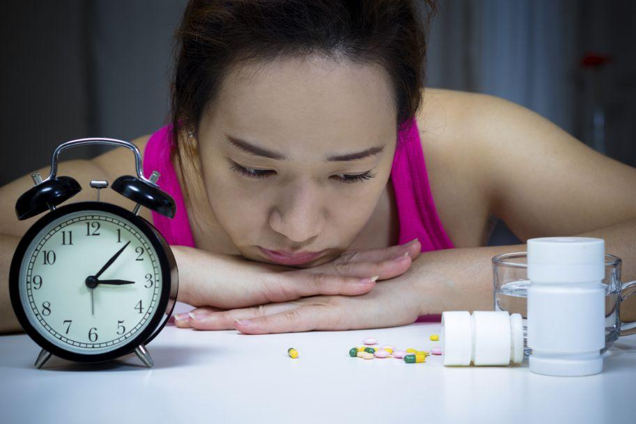 Podstawy terapii bezsenności. Niebenzodiazepinowi agoniści receptora GABA