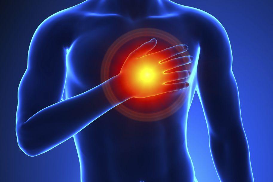 Pacjent z niewydolnością serca