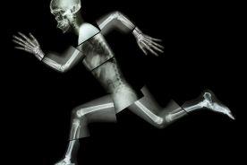 Egzoszkielet sterowany myślą