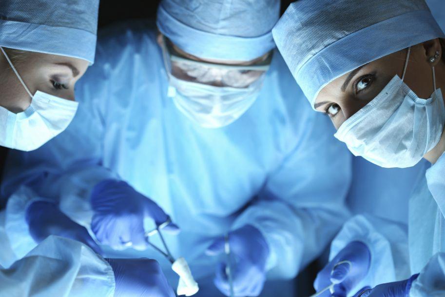 Chirurgia zmieniała się na moich oczach