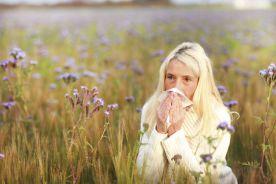 Zanieczyszczenia powietrza nasilają objawy alergicznego nieżytu nosa