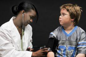 Zespół metaboliczny i zaburzenia metaboliczne u dzieci i młodzieży z nadciśnieniem pierwotnym