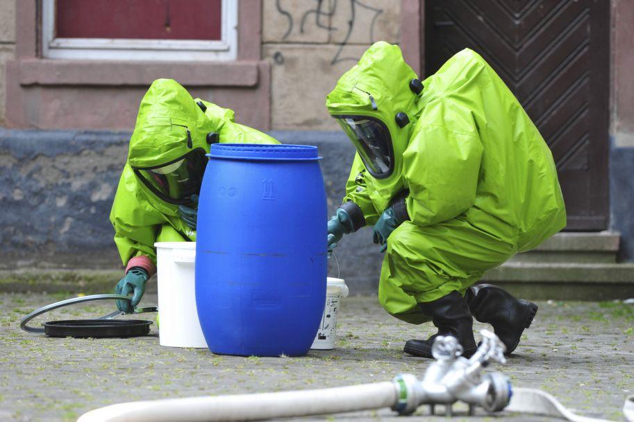 Zagrożenie toksynami jako bronią biologiczną – czy jesteśmy na nie przygotowani?