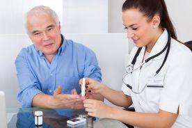 Bisoprolol u chorych z cukrzycą typu 2 i skurczową niewydolnością serca