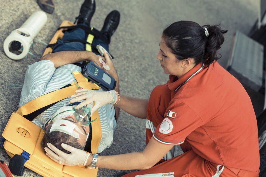 Mózgowy zespół utraty soli u pacjenta po urazie głowy