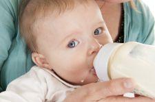 Alergie na mleko u dzieci są przediagnozowane