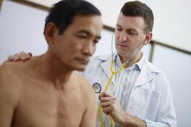 Pacjent po infekcyjnym zapaleniu wsierdzia