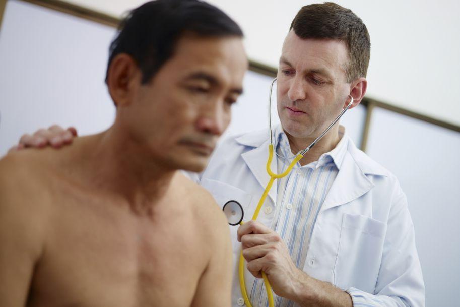 Zaburzenia wentylacji w skurczowej i rozkurczowej dysfunkcji lewej komory
