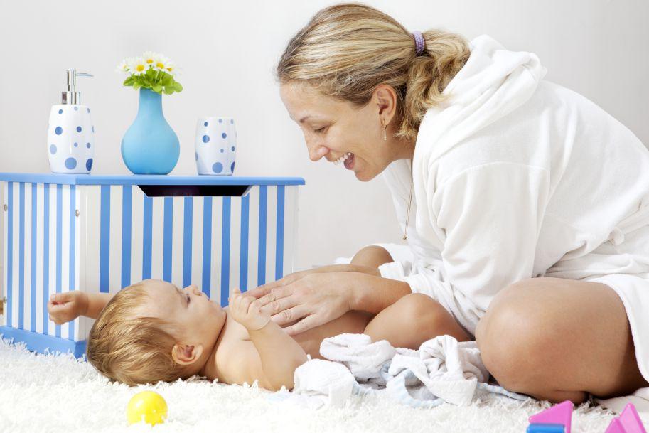 Bezpieczeństwo stosowania kosmetyków dla niemowląt i dzieci