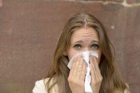 Uwaga na środki czystości w sprayu