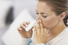Glikokortykosteroidy donosowe w leczeniu chorób górnych dróg oddechowych