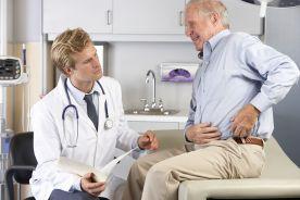 Bóle pleców częstsze niż nadciśnienie