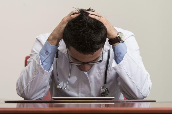 Medycy boją się pozwów pacjentów
