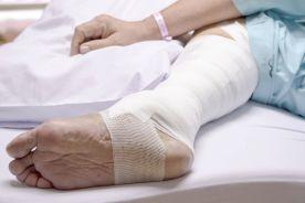 Nie ma dnia, żeby nie było pacjenta po urazie na elektrycznej hulajnodze