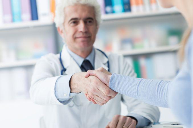 Kuszenie lekarzy