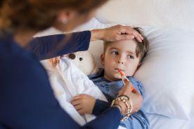 Nadwrażliwość na leki przeciwgorączkowe u dzieci