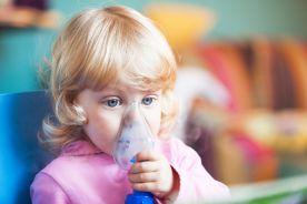 Leki i urządzenia stosowane w nebulizacji