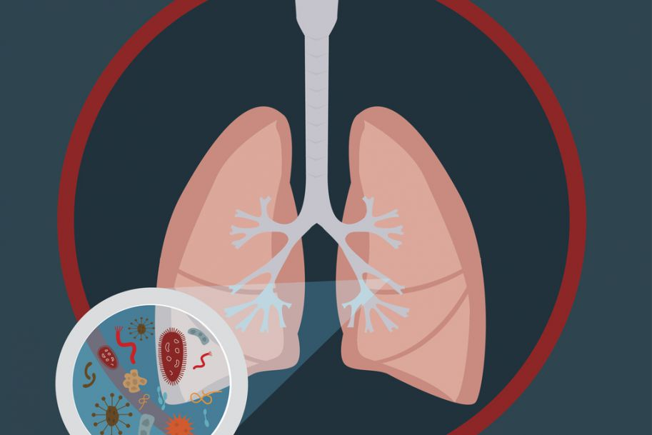 Znaczenie kolonizacji dróg oddechowych i nadwrażliwości IgE-zależnej na grzyby w chorobach układu oddechowego