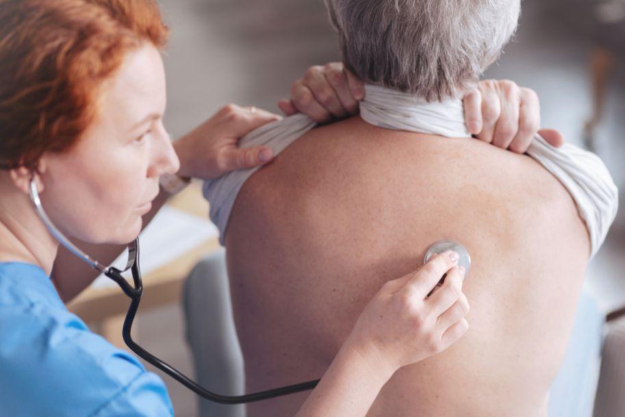 Zapalenia płuc poza/szpitalne – postępowanie diagnostyczno-terapeutyczne 2017