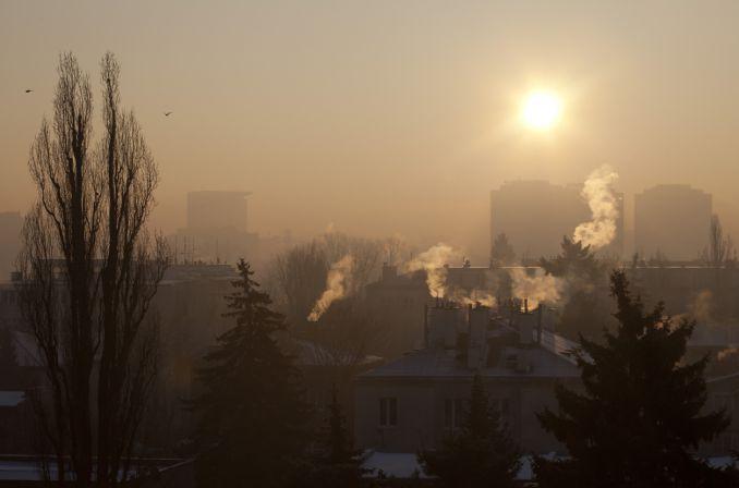 Smutny rekord – nasze miasta z największym smogiem w UE!