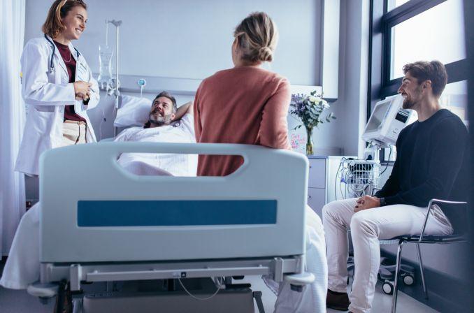 NIK: szpitale nie zapewniają chorym prawa do godności i intymności