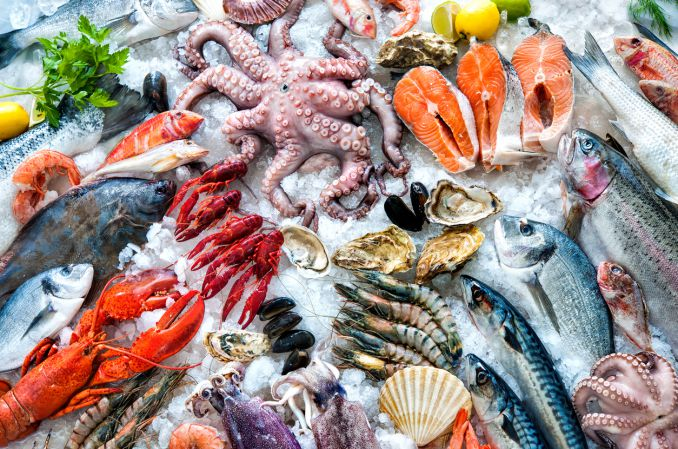 Owoce morza w ciąży a ryzyko rozwoju astmy i alergicznego nieżytu nosa u potomstwa