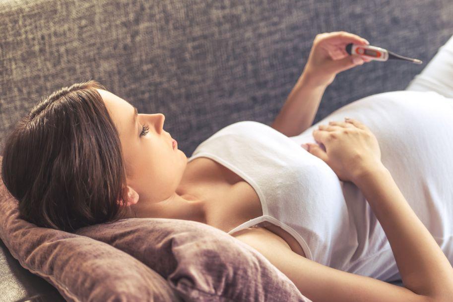 Zakażenie Clostridium difficile w okresie ciąży
