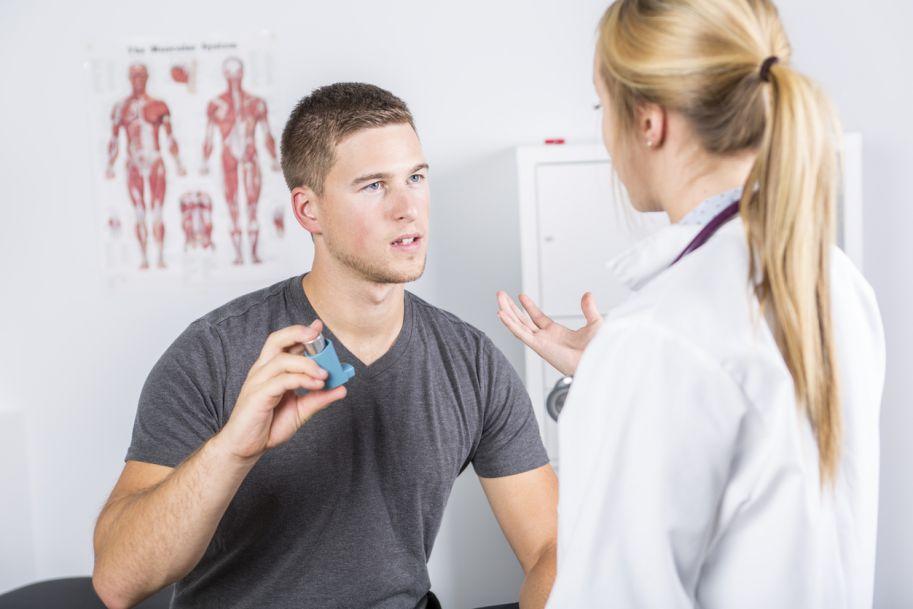 Demograficzne i medyczne czynniki różnicujące nasilenie objawów psychologicznych u osób chorych na astmę