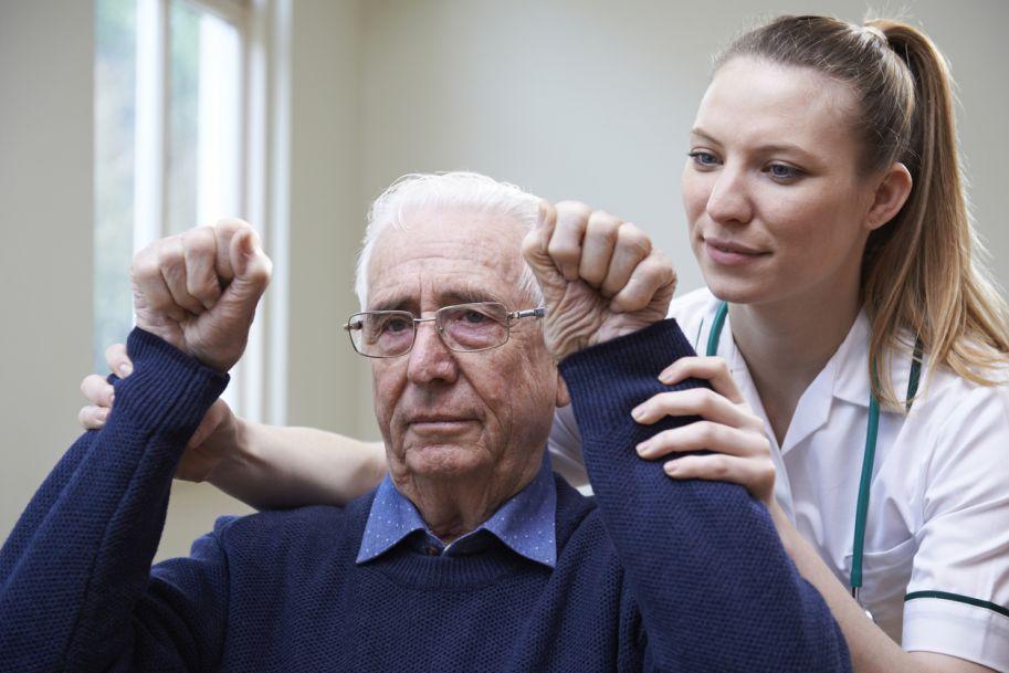 Ocena stanu funkcjonalnego po neurorehabilitacji pacjentów po udarze niedokrwiennym mózgu