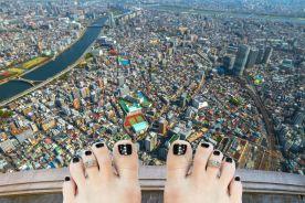 Na lęk wysokości – wirtualna rzeczywistość