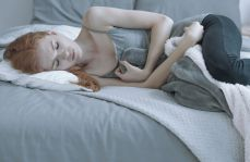 14-letnia dziewczynka z pagofagią i narastającym osłabieniem