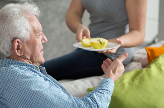 Żywienie i dieta u osób w podeszłym wieku