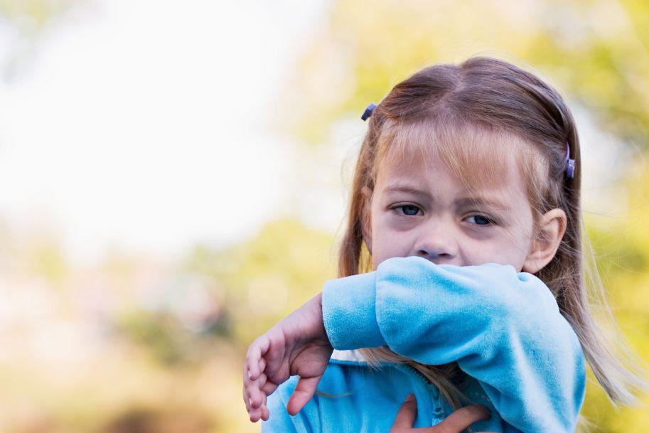 Kaszel w przebiegu grypy i krztuśca