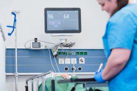 Dwóch pacjentów – jeden respirator