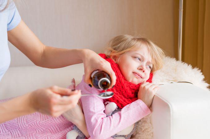 Częste infekcje układu oddechowego u dzieci