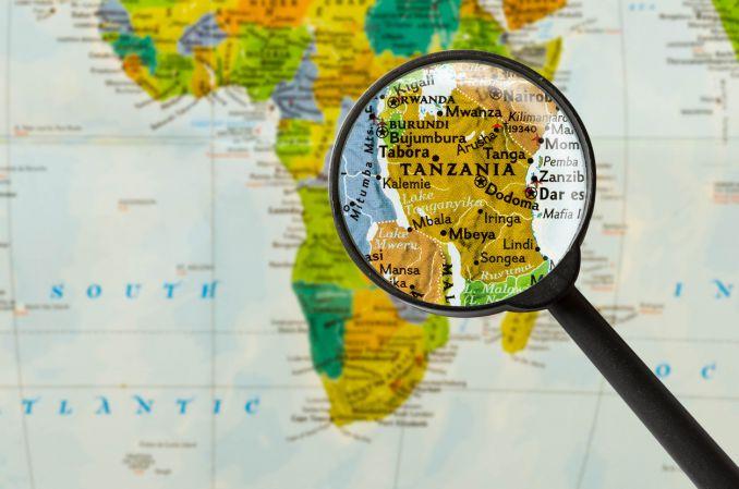 Leczyć w Afryce