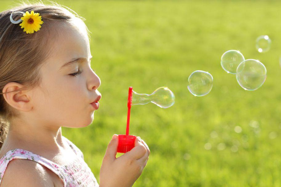 Inhalatory suchego proszku u dzieci