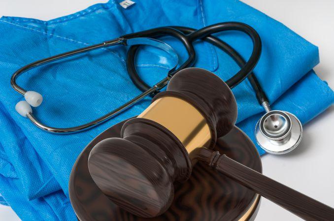 Kodeksem karnym w lekarzy
