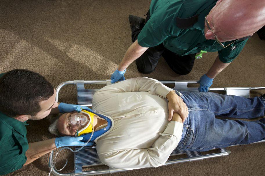Unieruchomienie kręgosłupa odcinka szyjnego w opiece przedszpitalnej